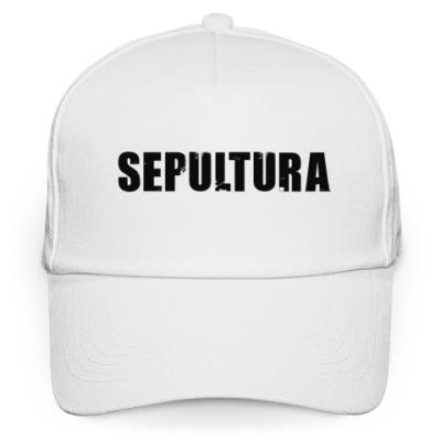 Кепка бейсболка Sepultura