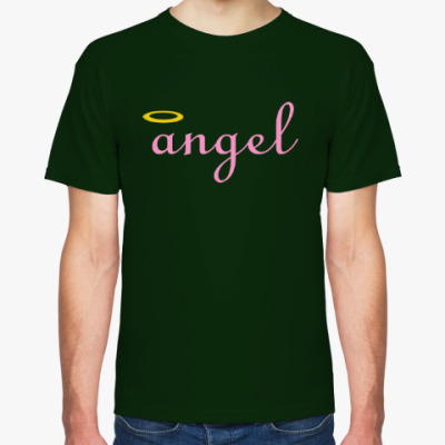 Футболка Ангел