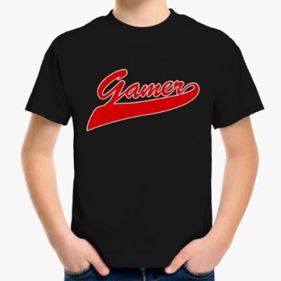 Детская футболка Gamer