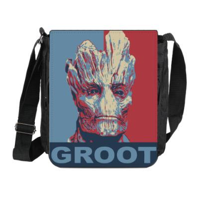 Сумка на плечо (мини-планшет) Groot