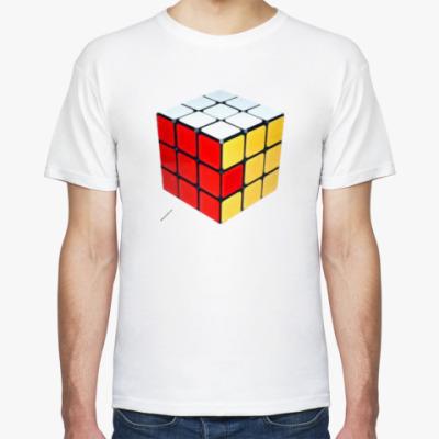 Футболка Wrong Rubic
