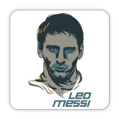 Костер (подставка под кружку) Leo Messi
