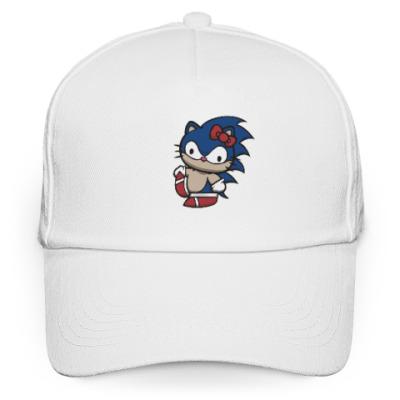 Кепка бейсболка Kitty Sonic