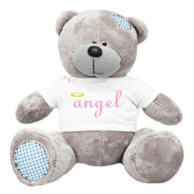 Плюшевый мишка Тедди Ангел