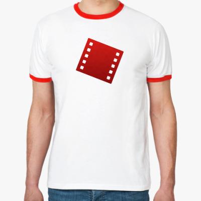 Футболка Ringer-T Киноплёнка