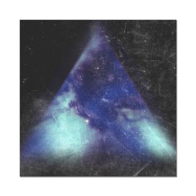 Наклейка (стикер) Космос