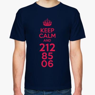 Футболка 212-85-06 Аквариум