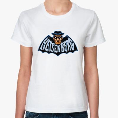 Классическая футболка Heisenberg Batman