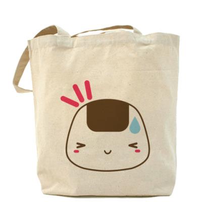 Сумка Аниме Суши Холщовая сумка