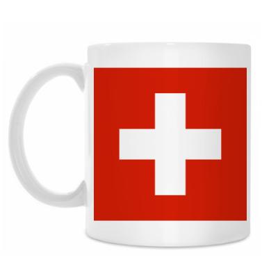 Кружка Швейцария
