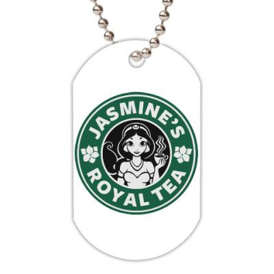 Жетон dog-tag Жасминовый чай
