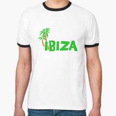 Футболка Ringer-T Ibiza
