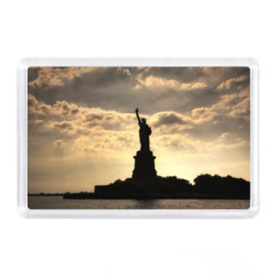 Магнит Статуя свободы, NYC