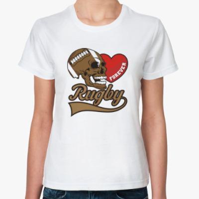 Классическая футболка Регби Rugby