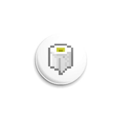 Значок 25мм  ICQ Статус #28