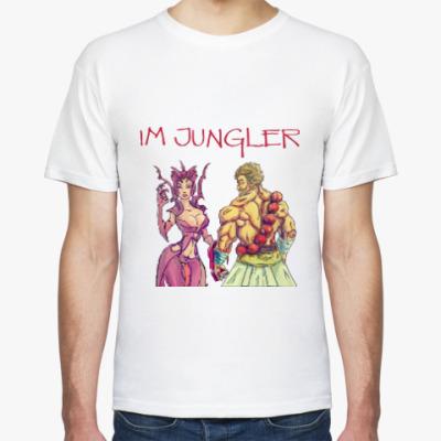 Футболка League of Legends Jungler