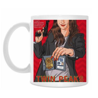 Кружка Сериал Твин Пикс Twin Peaks