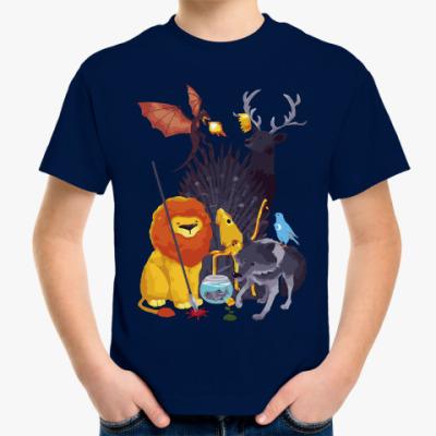 Детская футболка Добрая Игра престолов