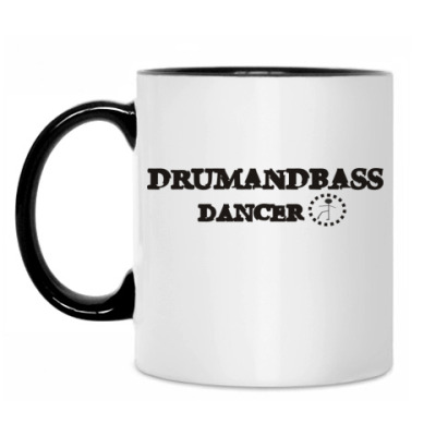 Кружка Dramandbass dancer