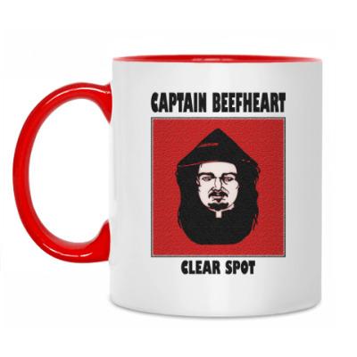 Кружка Captain Beefheart