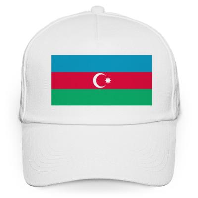 Кепка бейсболка Флаг Азербайджан