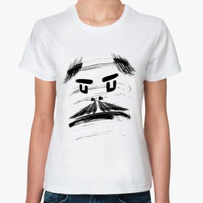Классическая футболка 'Тренер'