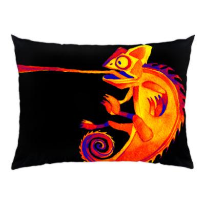 Подушка Хамелеон Огненный