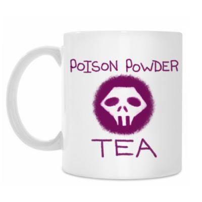 Кружка Poison Powder Tea Pokemon