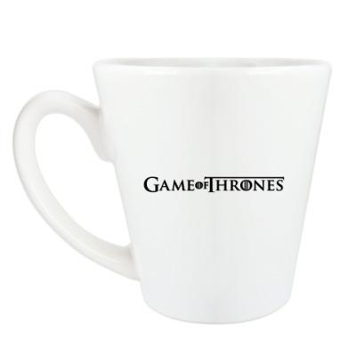 Чашка Латте Кружка Игра престолов