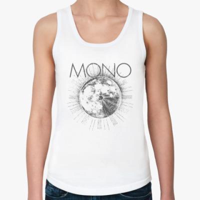 Женская майка MONO