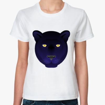 Классическая футболка Panthera