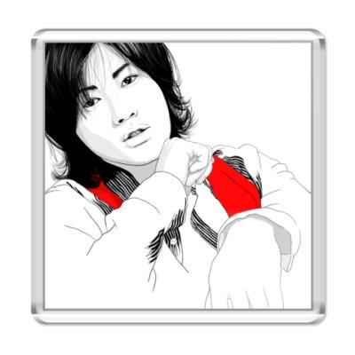 Магнит  Akanishi Jin