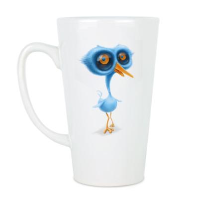 Чашка Латте Птенец