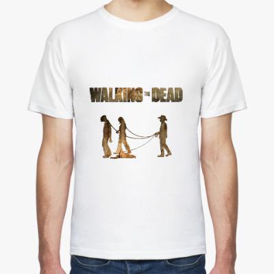 Футболка Walking the Dead