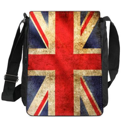 Сумка-планшет Британский флаг