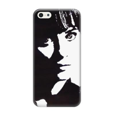 Чехол для iPhone 5/5s Zooey Deschanel