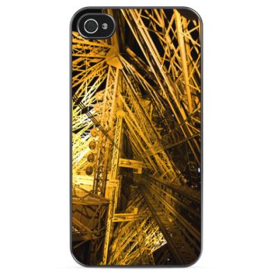 Чехол для iPhone Париж.