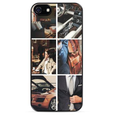 Чехол для iPhone 'Mens Life'