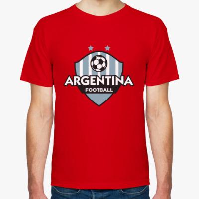 Футболка Футбол Аргентины