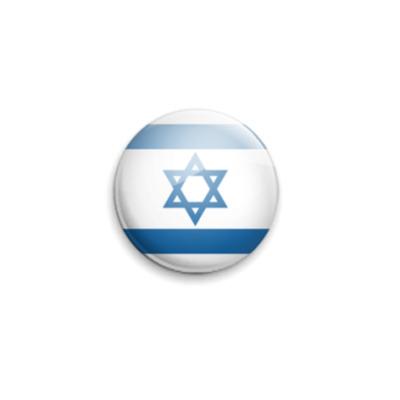 Значок 25мм Israel