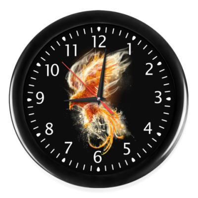 Часы Птица Феникс Fenix bird