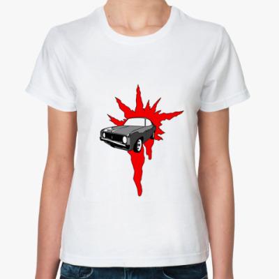 Классическая футболка Авто