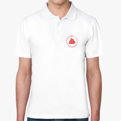 Рубашка поло Валькнут (Триединство)