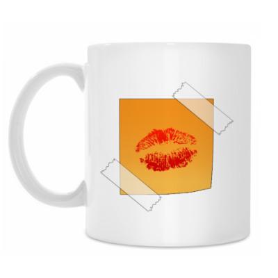 Кружка Kiss