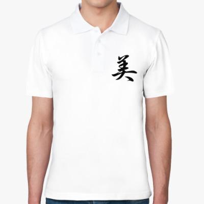 Рубашка поло Фен-шуй