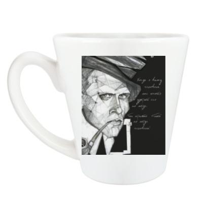 Чашка Латте Даниил Хармс, 'Только лучше'