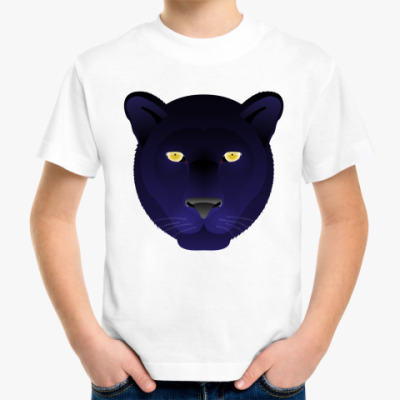 Детская футболка Panthera