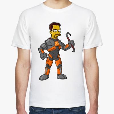 Футболка Half-Life (Симпсоны)