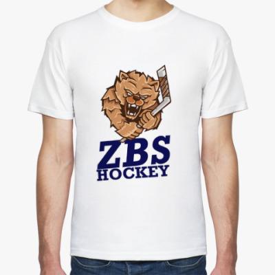 Футболка ZBS hockey