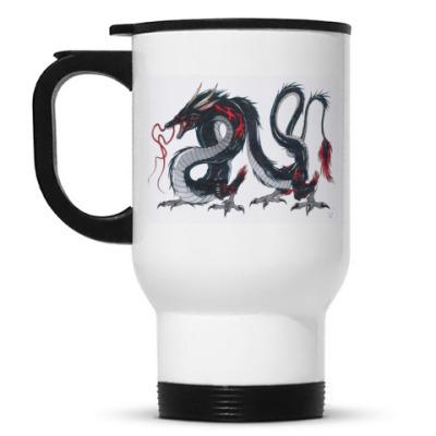Кружка-термос Dragon